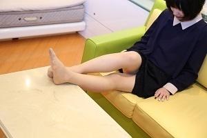 【240枚で激安!まとめ!】超可愛い20歳の受付嬢OL-るみこ後編 パンチラ有!