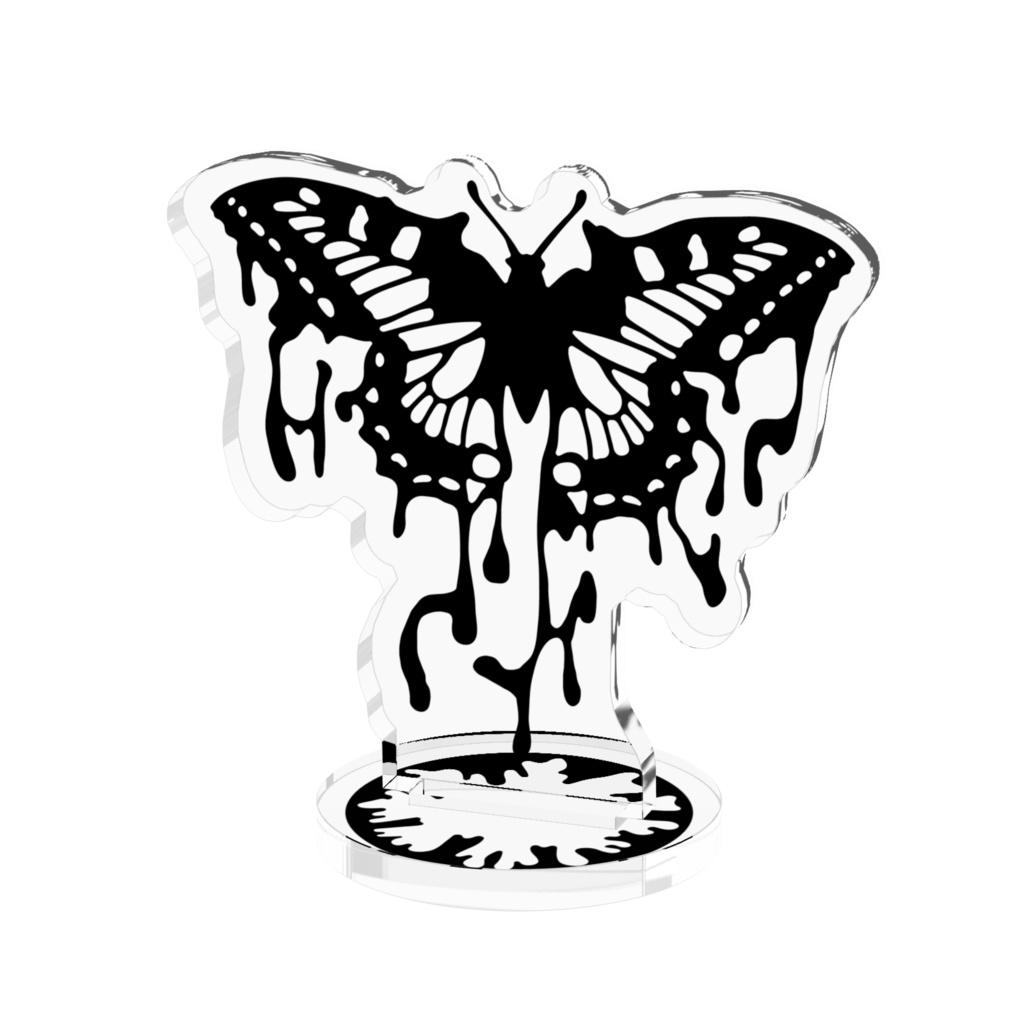黒きアゲハ蝶