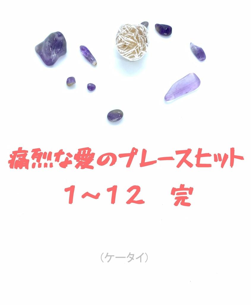 痛烈な愛のプレースヒット 1-12 完(ケータイ)