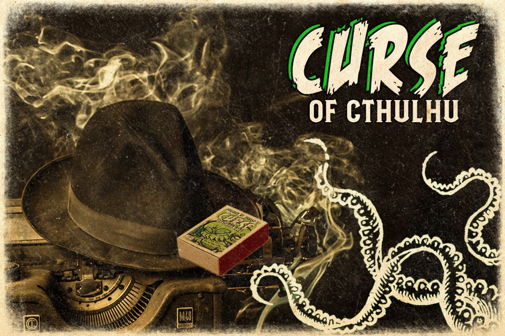 Curse of Cthulhu【BOOTH Festival アナログゲーム回3】