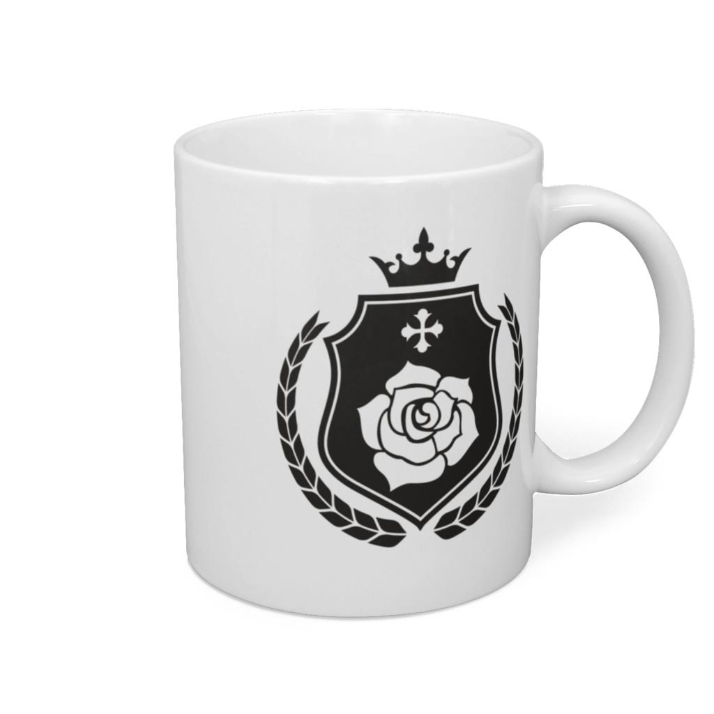 鷹宮リオン 帝華公式学園マグカップ