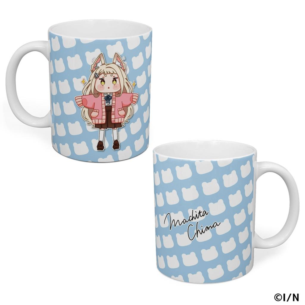町田ちま オリジナルマグカップ