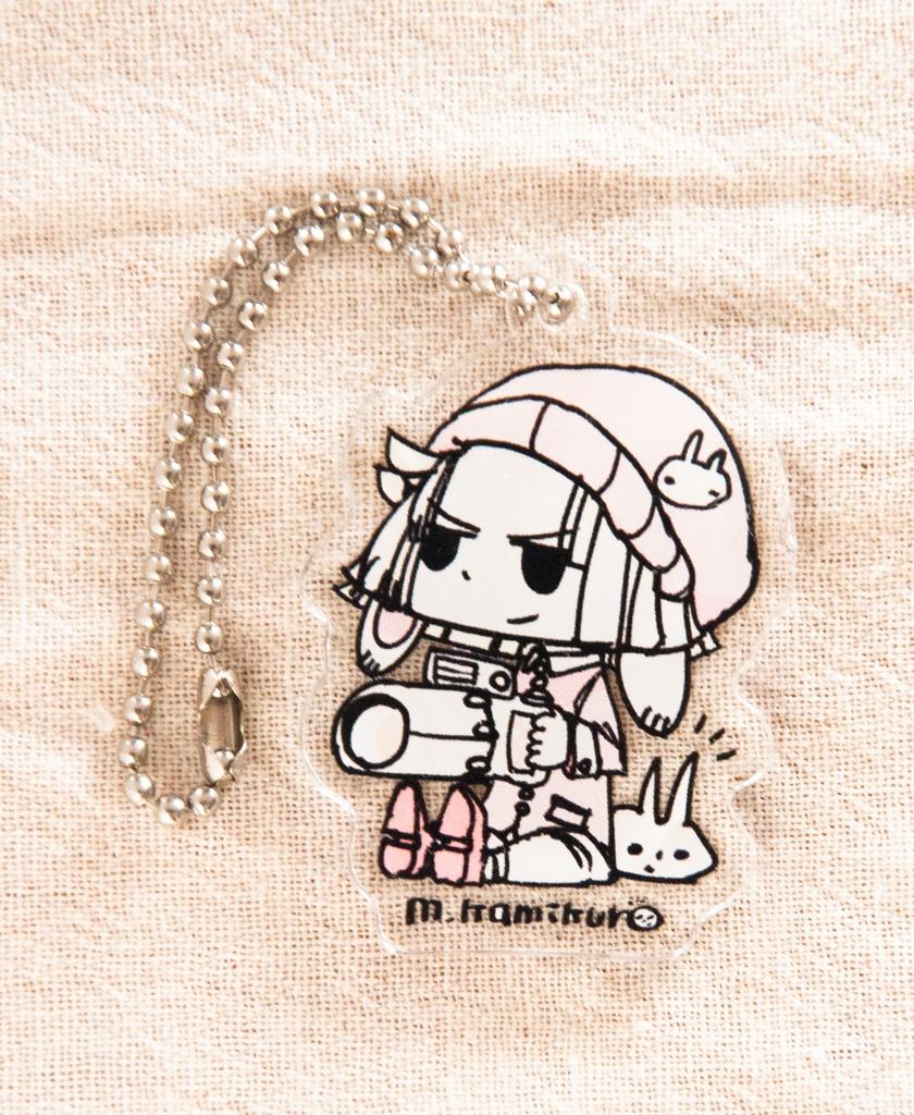 キーホルダー第2弾(ニコちゃん・松村・松村冬服)