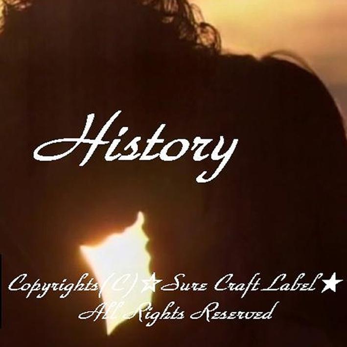 Sure Tread 1st Album「History」