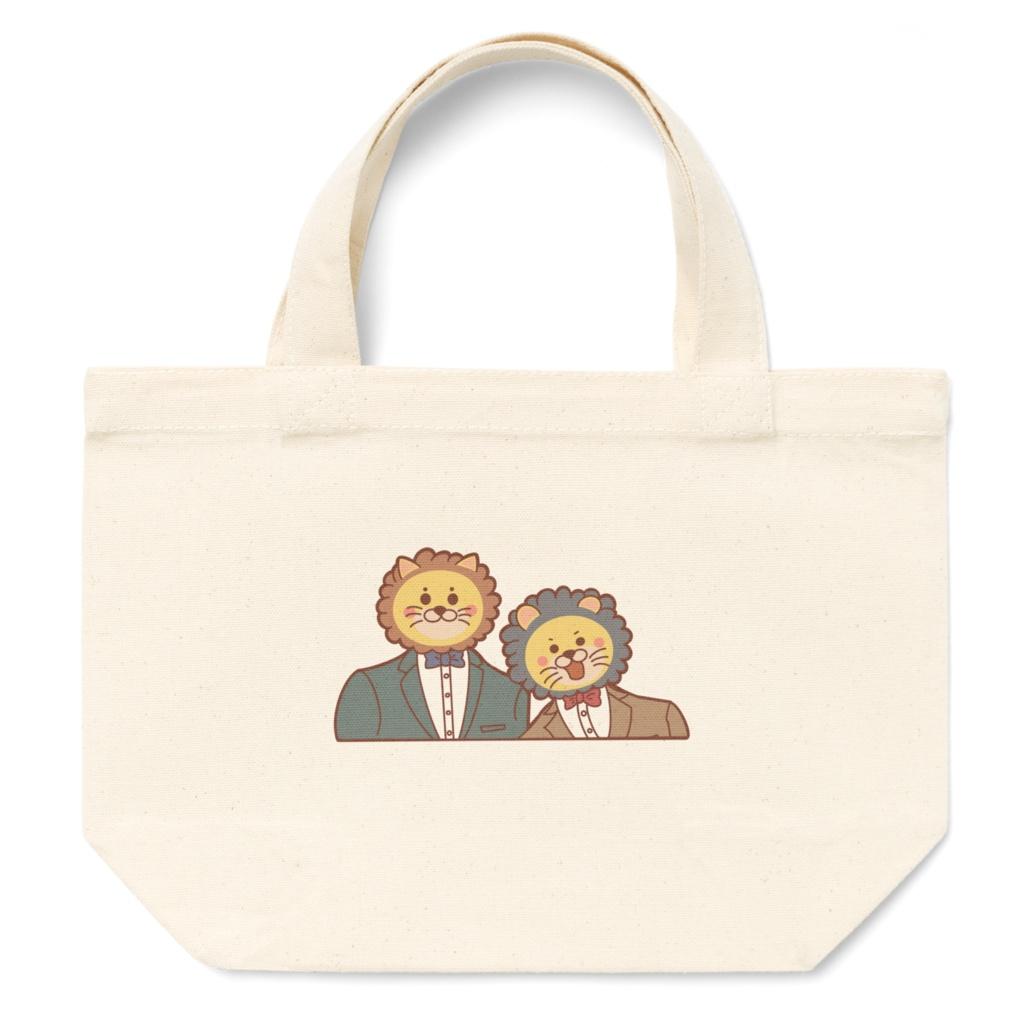 あるあるライオントートバッグ