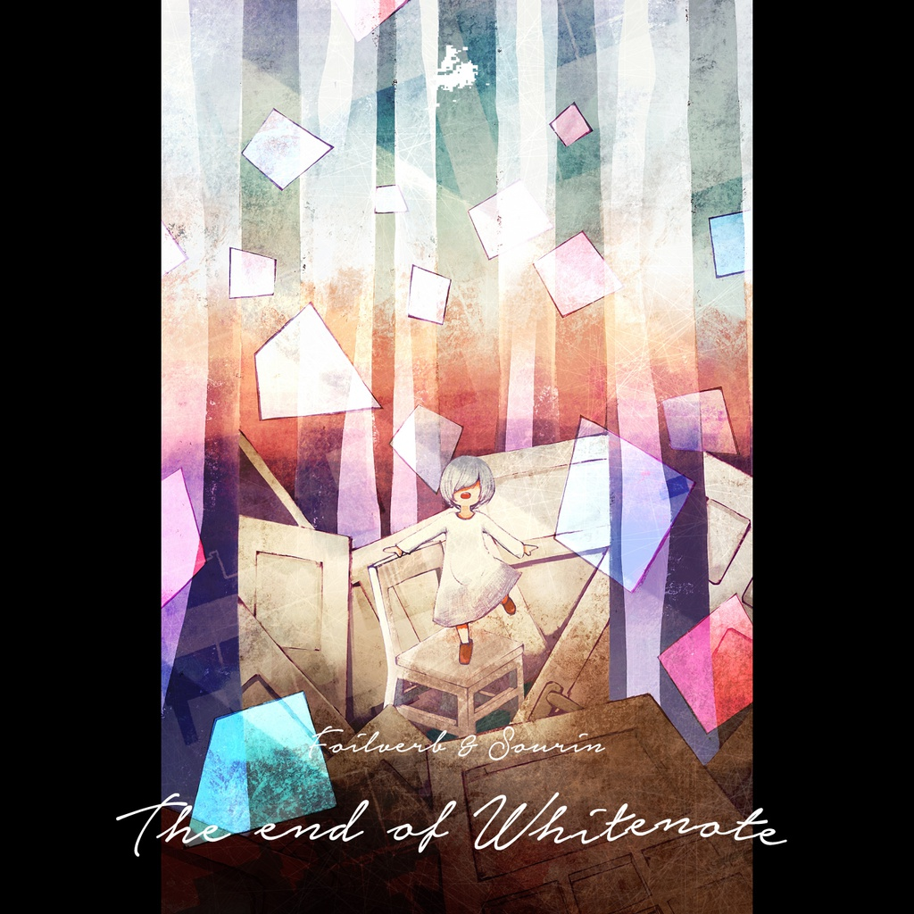 Foilverb & Sourin - the end of whitenote