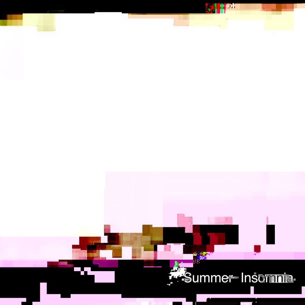 Foilverb - Summer Insomnia