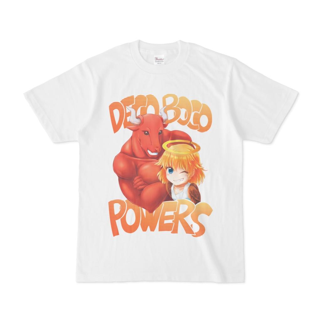 ★でこぼこパワーズTシャツ