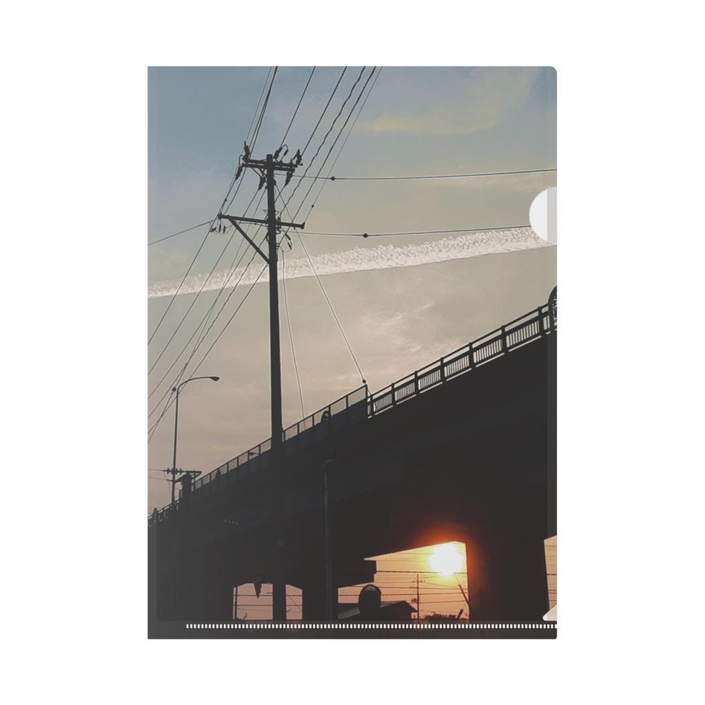 夕焼けFILE