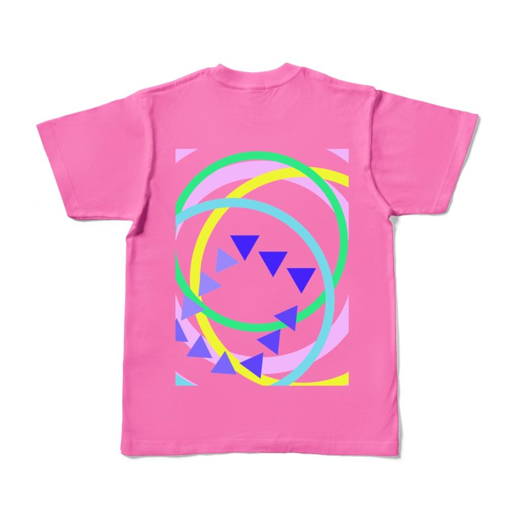 デザカラーTシャツ