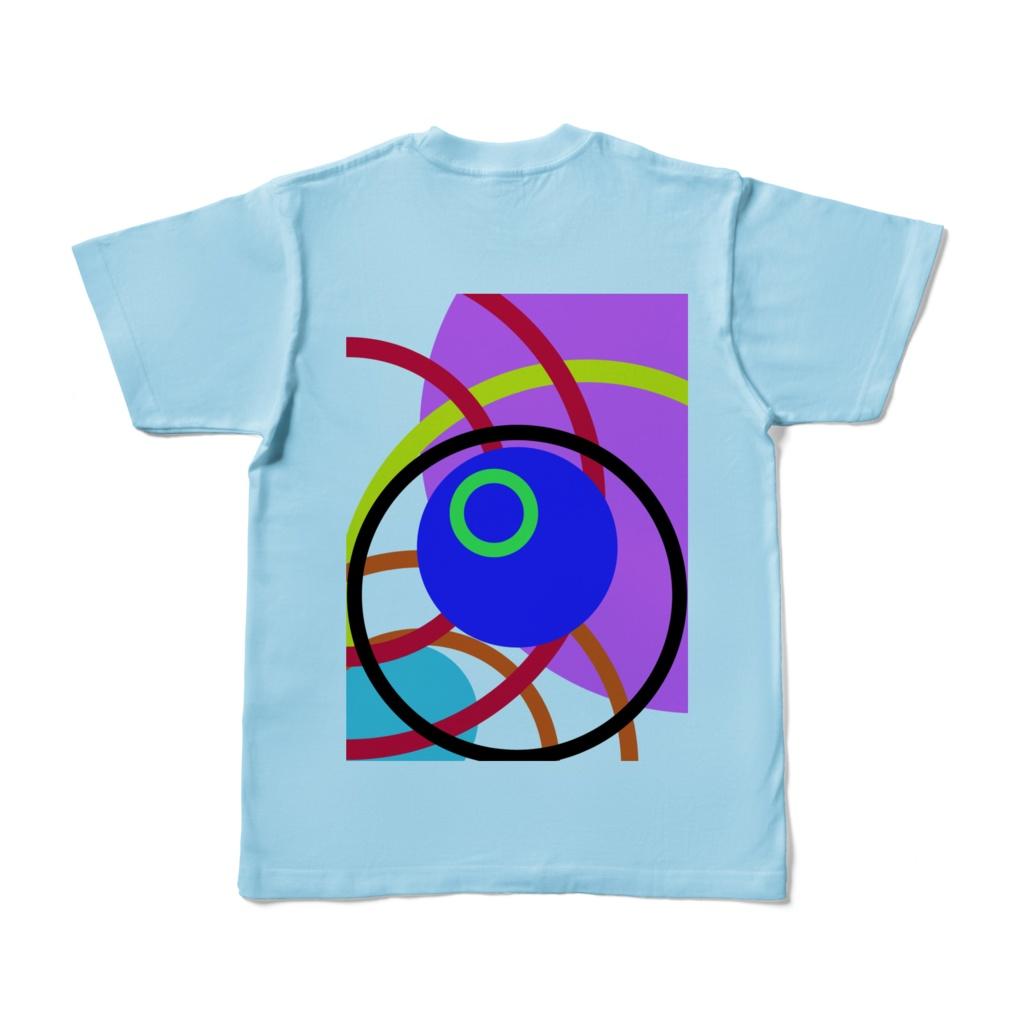 色彩視覚Tシャツ