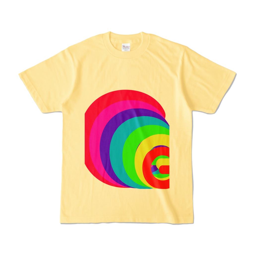 COLORFULデザインTシャツ