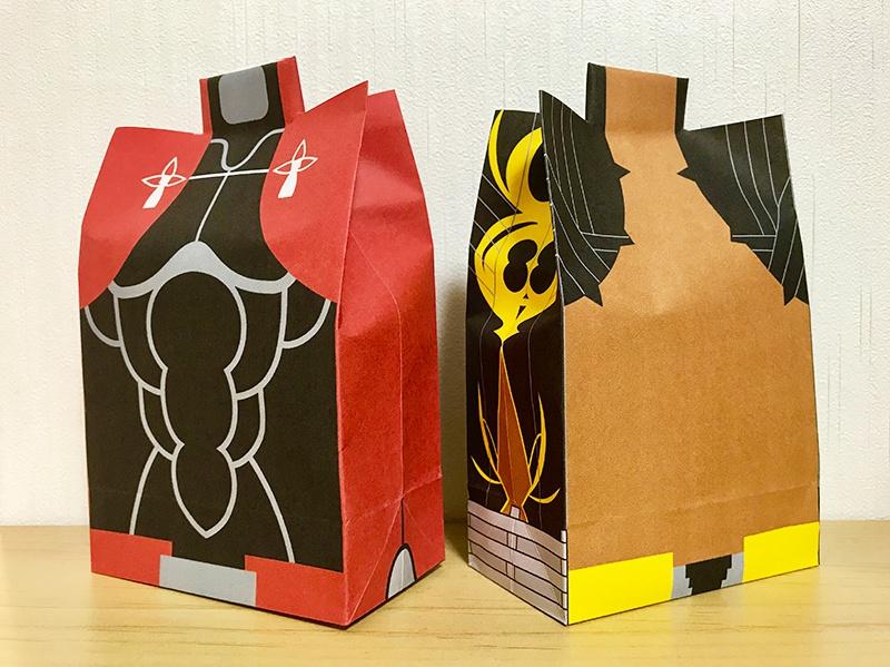 鯖紙袋 エミヤ&エミヤオルタ