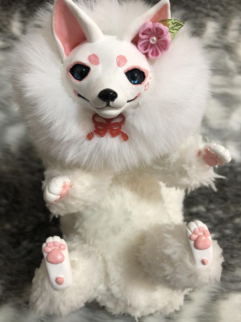 花狐(ピンク)