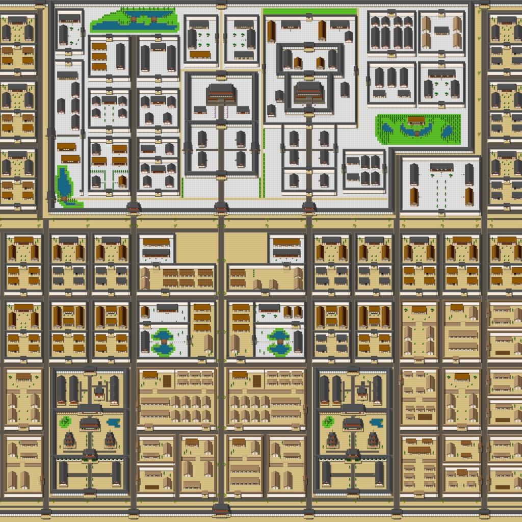 古代日本風タイルセット素材2(飛鳥~奈良)(17.11.12)