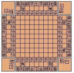 八王子四人将棋の盤(送料込み) - あんちっく - BOOTH