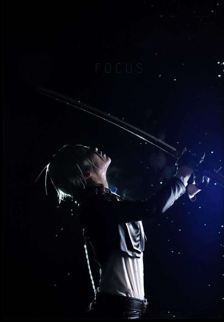 写真集「FOCUS」