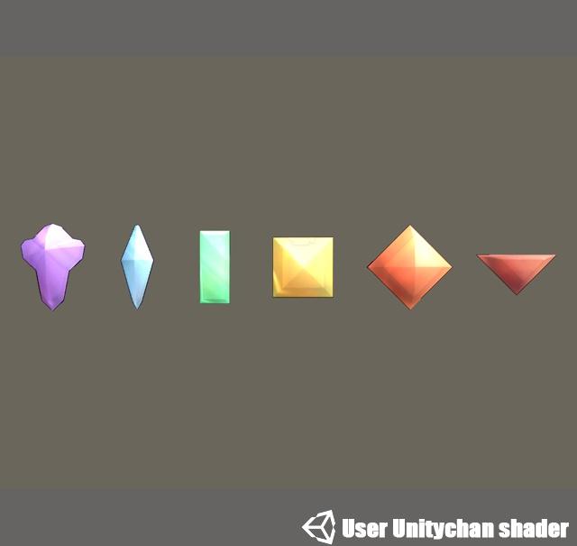 【 VRChat小道具】宝石