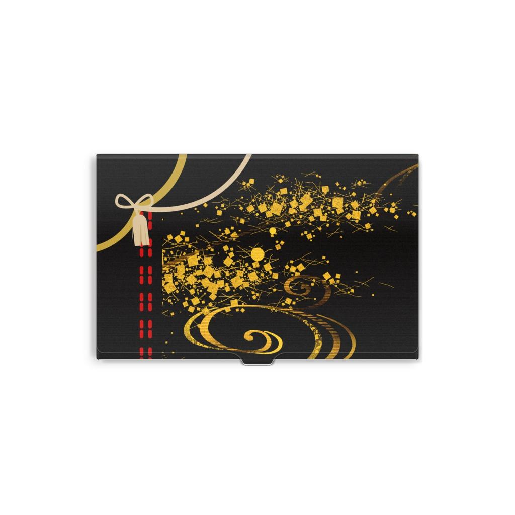 燭台切光忠&大倶利伽羅カードケース