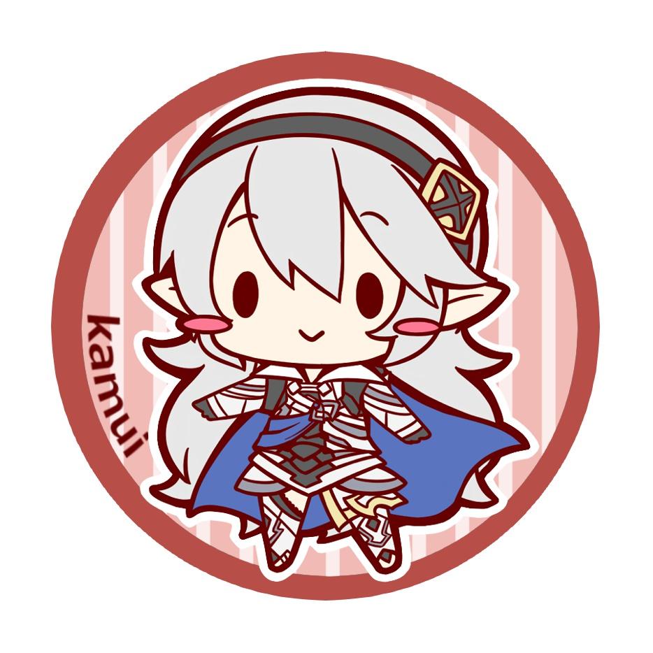 FEifカムイ♀缶バッチ(57mm缶)再販版