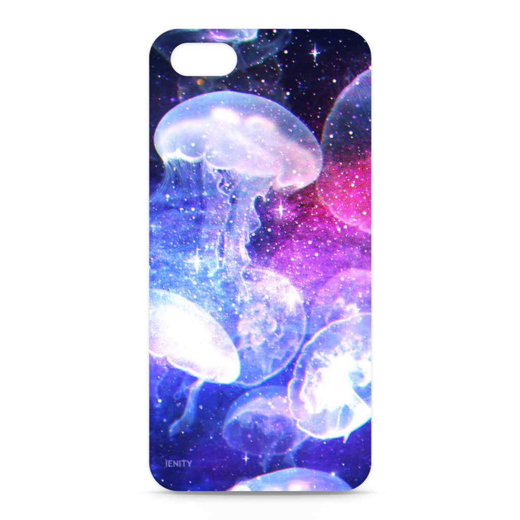 Jellyfish Galaxy - iphone5ケース