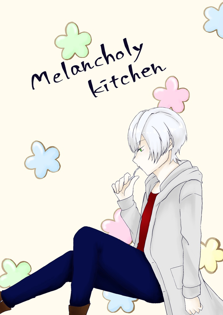 Melancholy kitchen
