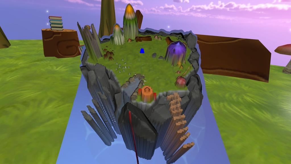 Raymarching 3DMap (VRChat/Unity) @wraikny_vrc - wraikny's