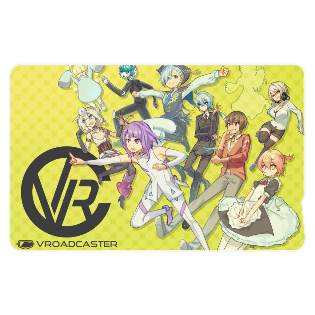 VroadCaster公式ICカードステッカー