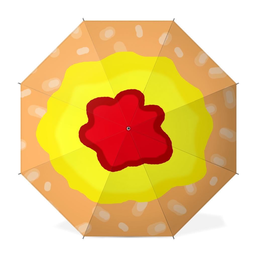 オムライス傘