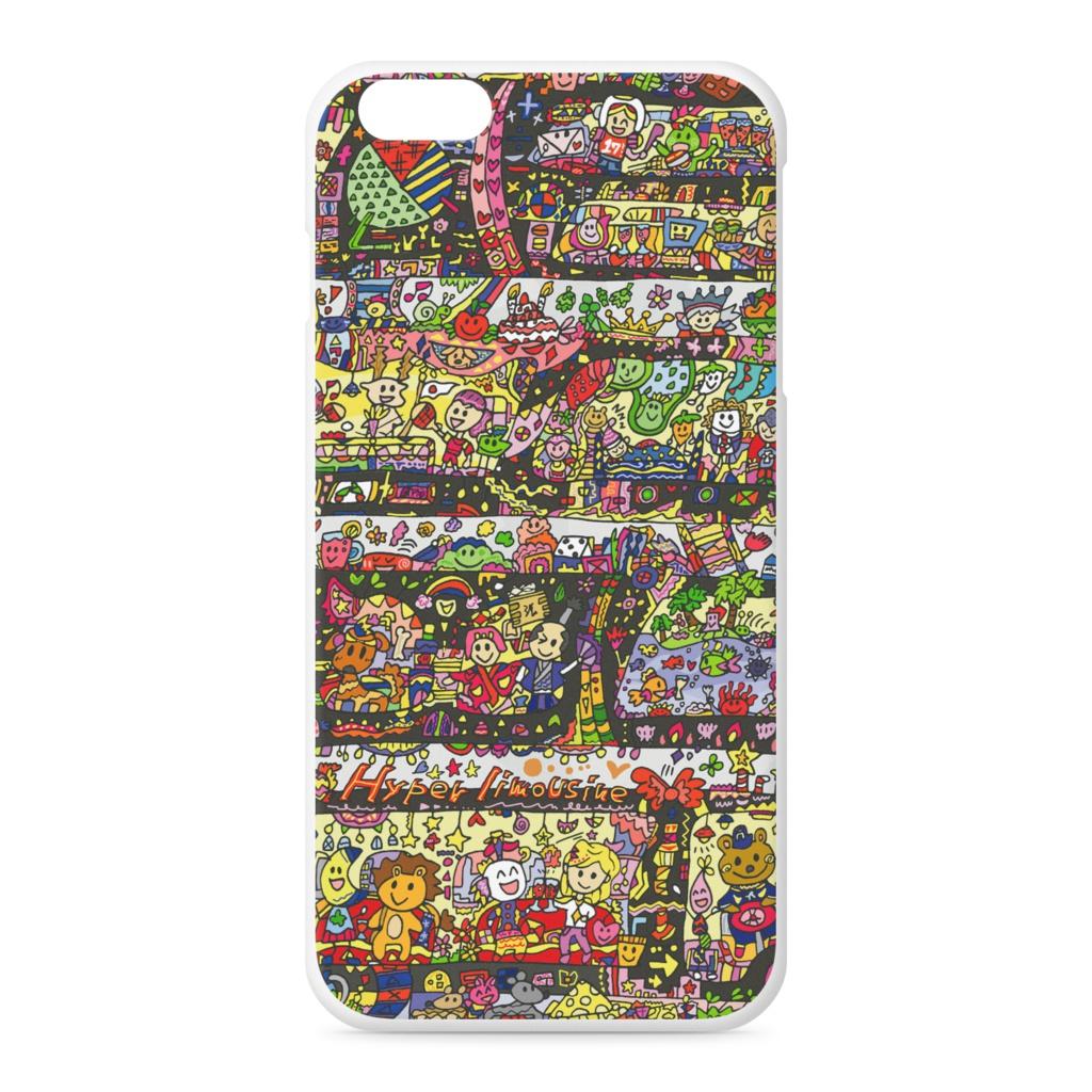 01223bd498 ハイパーリムジン(iPhoneケース - iPhone 6 Plus / 6s Plus) - 山岸 ...