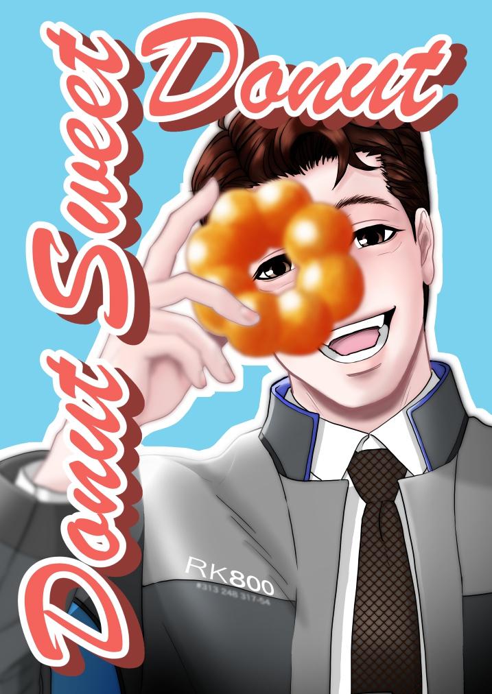 Donut Sweet Donut
