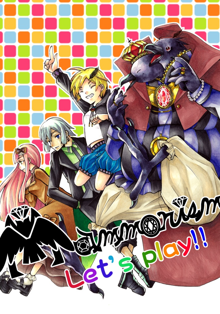 MAMMONISM Let's play!!