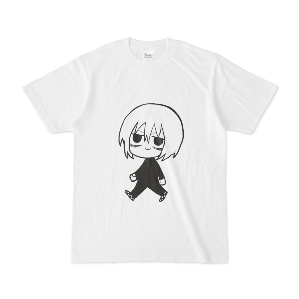 デカ吾味人美Tシャツ