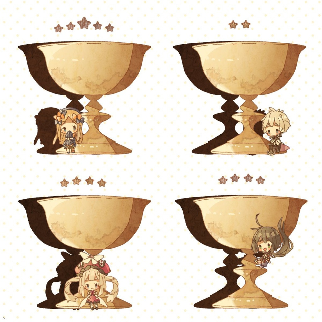 聖杯アクリルスタンド