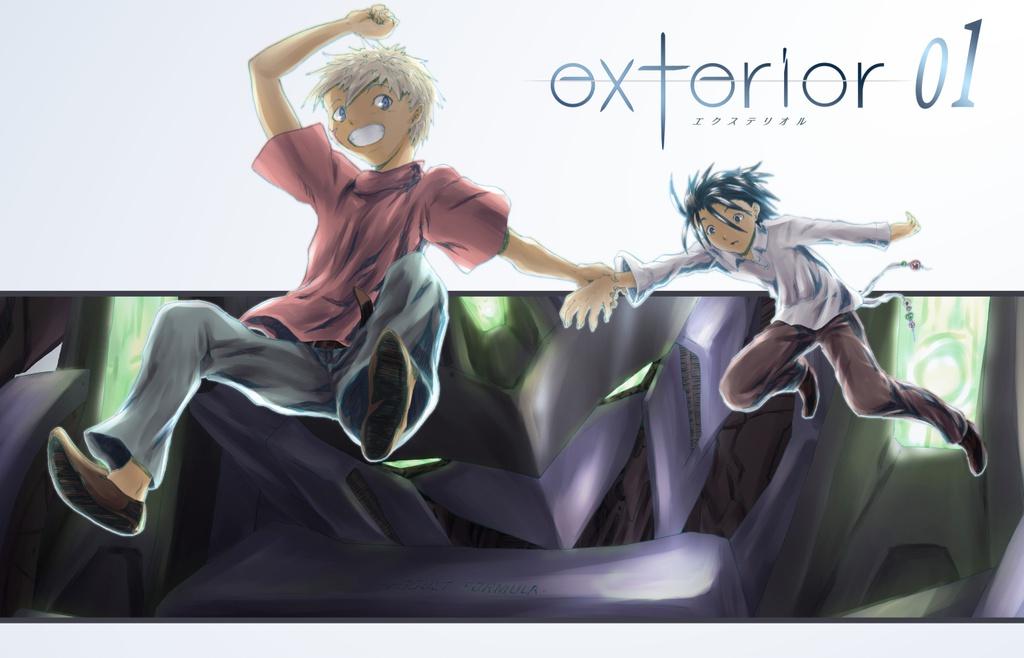 exterior 01(匿名配送)