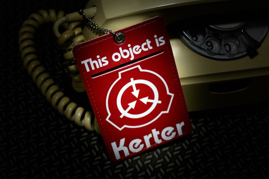 SCP財団 収容標識 Type-BH Keter