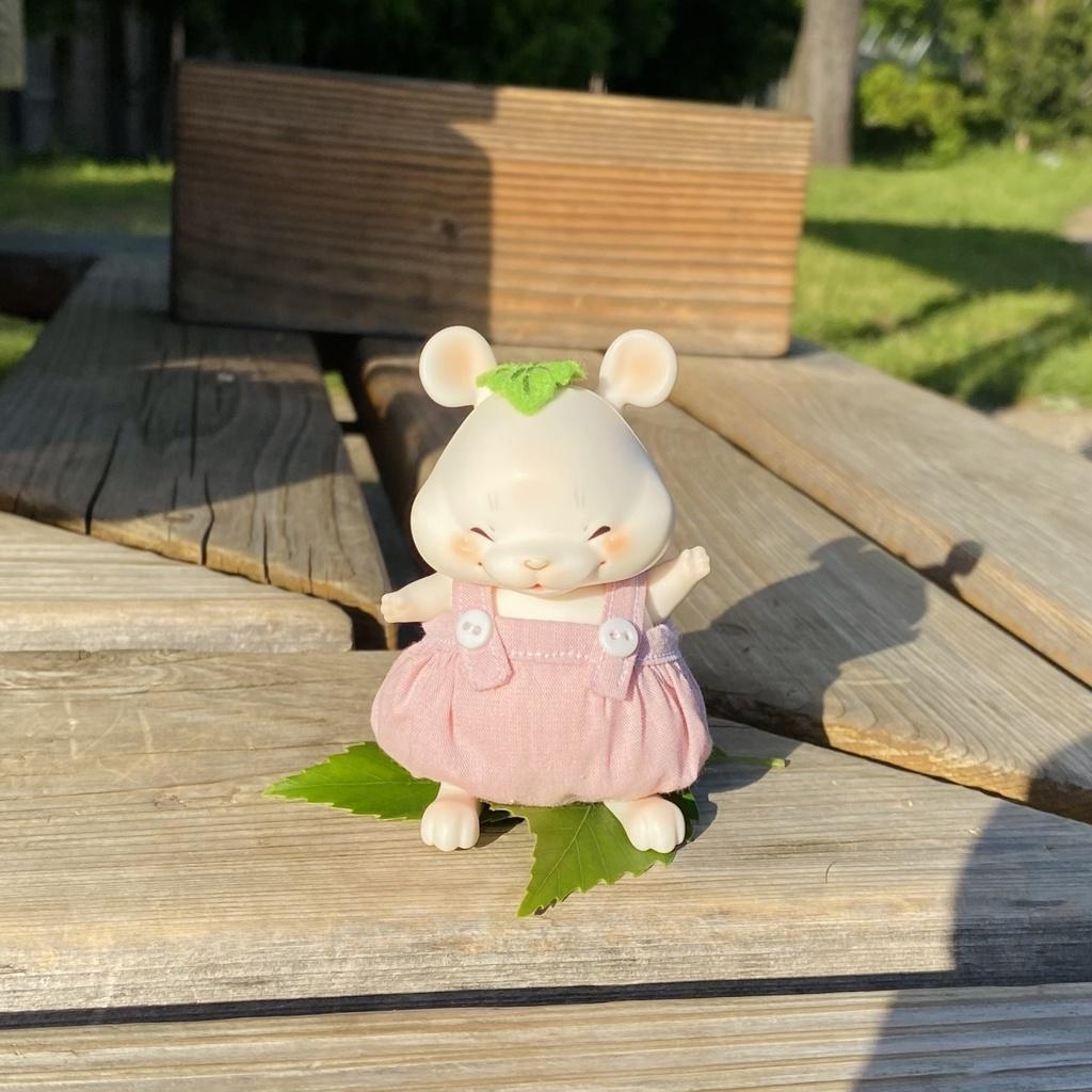 【COCORIANG】Chico用桜餅なりきりセット