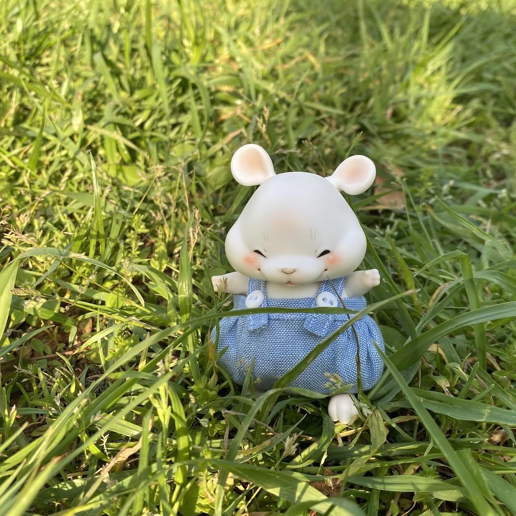 【COCORIANG】Chico用カボチャパンツ ライトブルー