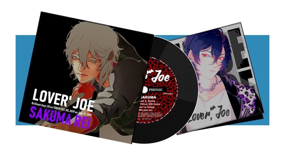 LOVER' JOE(CDセット風)