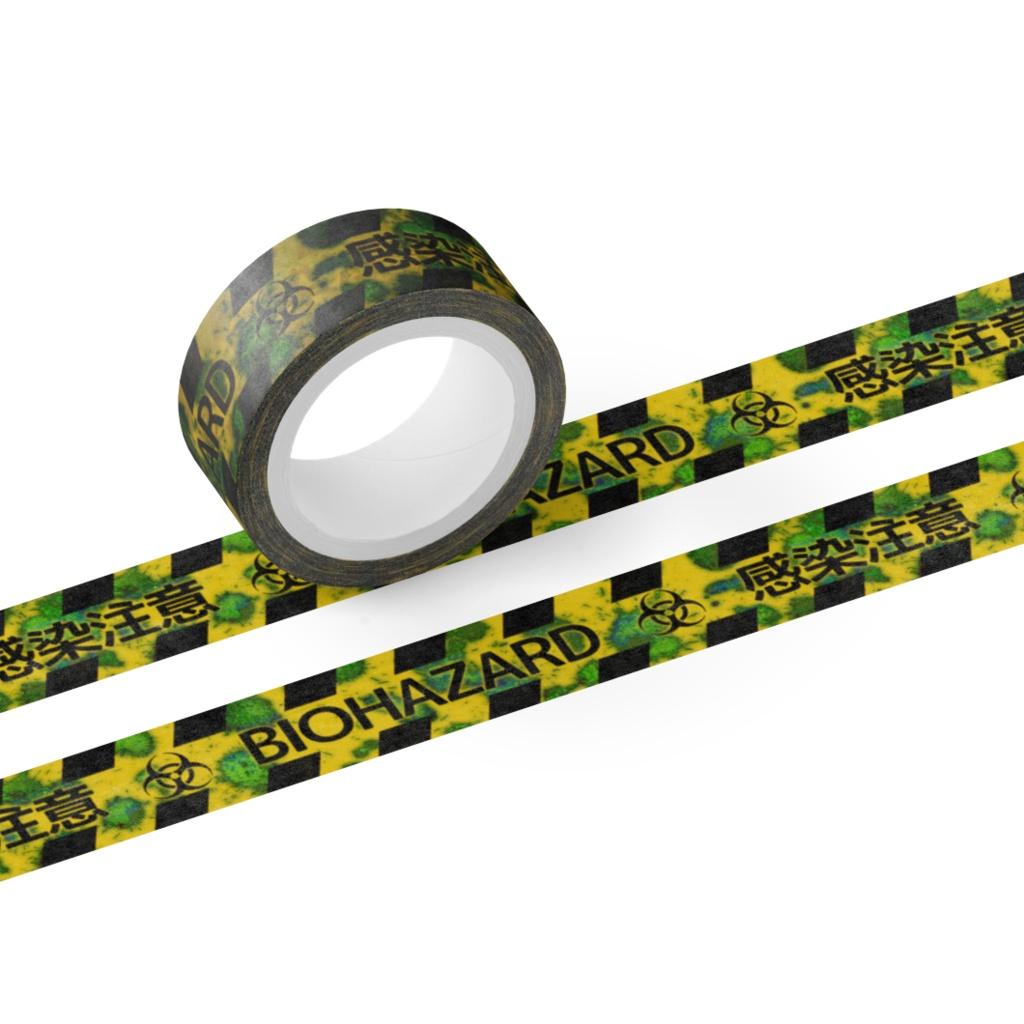 ホラーテープ:感染注意(致死性カビVer)