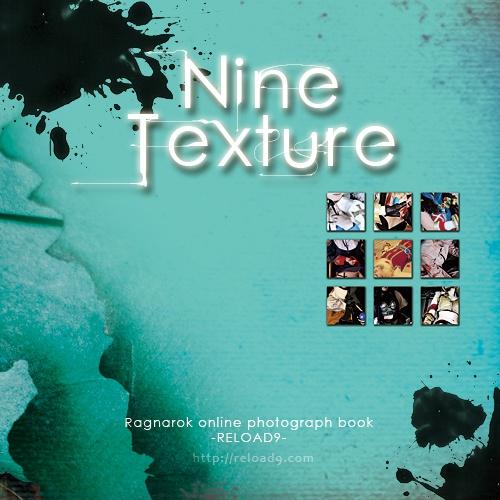 [RO]NineTexture[※コスプレ写真集]