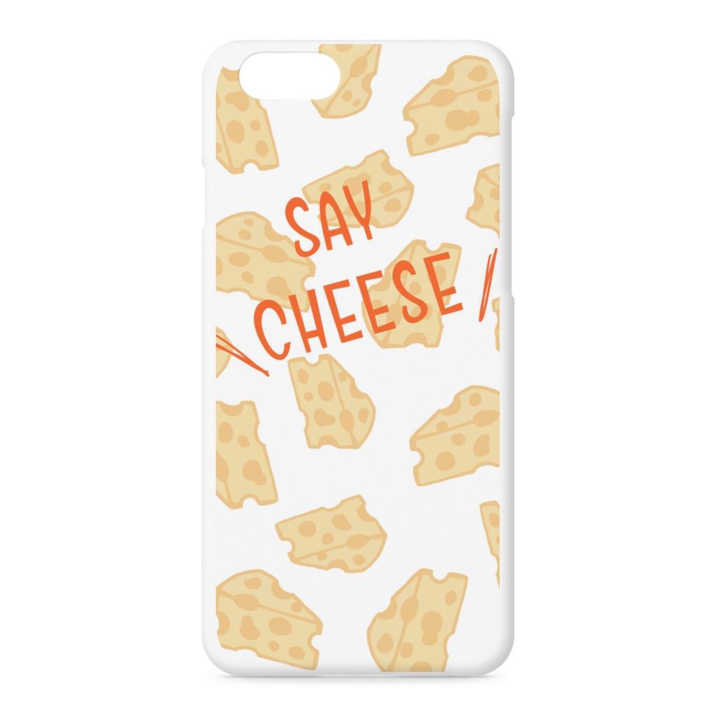 チーズで\SAY CHEESE/(白)