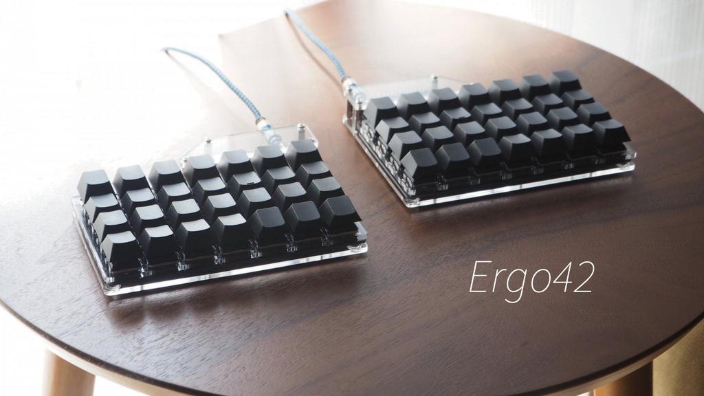 Ergo42 キーボードキット