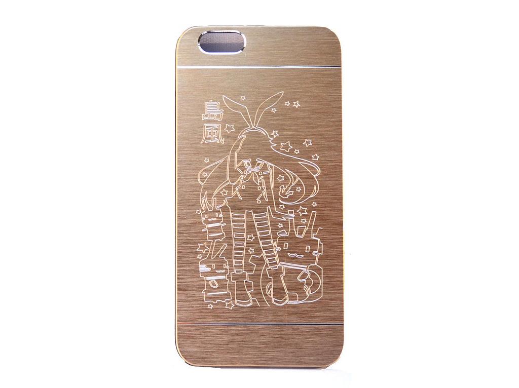 iPhone6/6sメタルケース島風