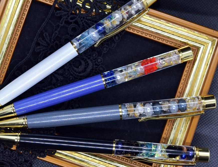 【DC】ハーバリウムボールペン