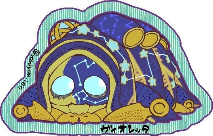 アクリルストラップ【蜘蛛】星空預言者