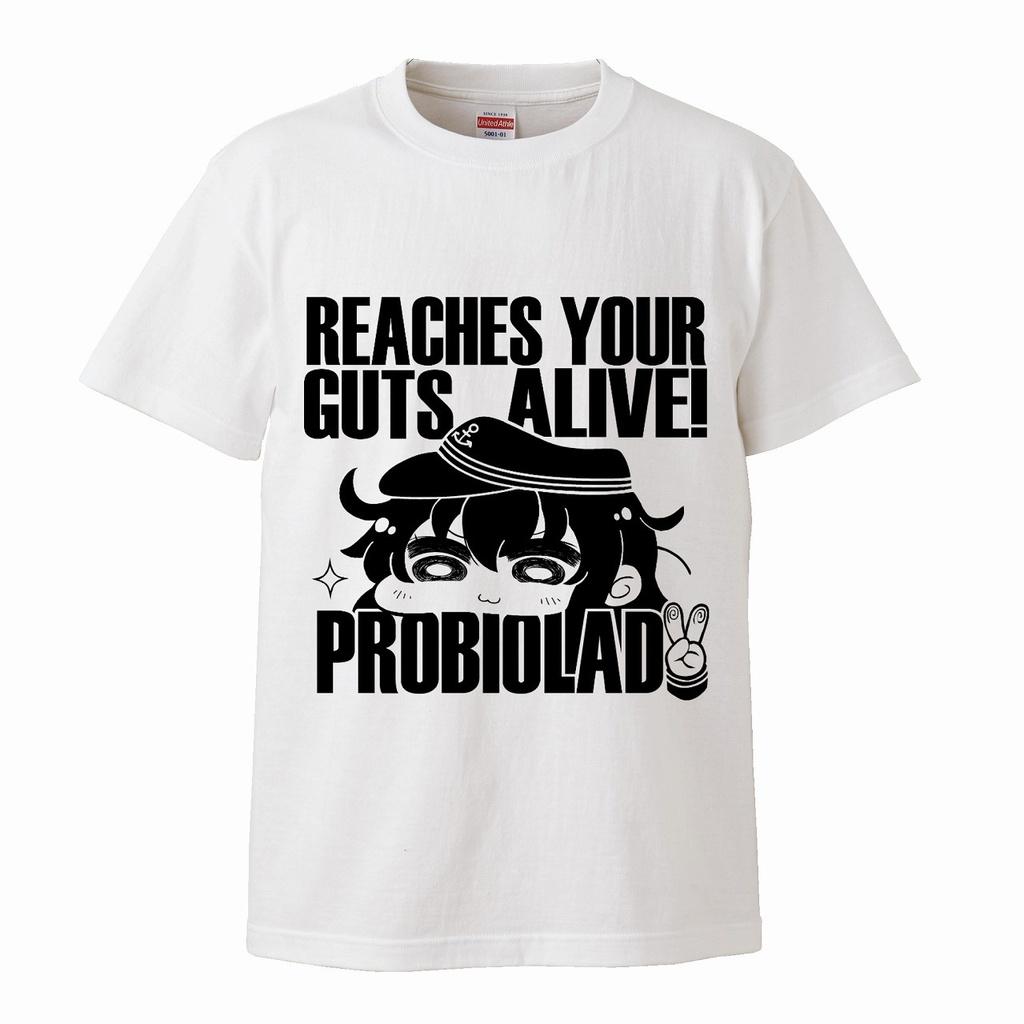 プロバイオれでぃTシャツ