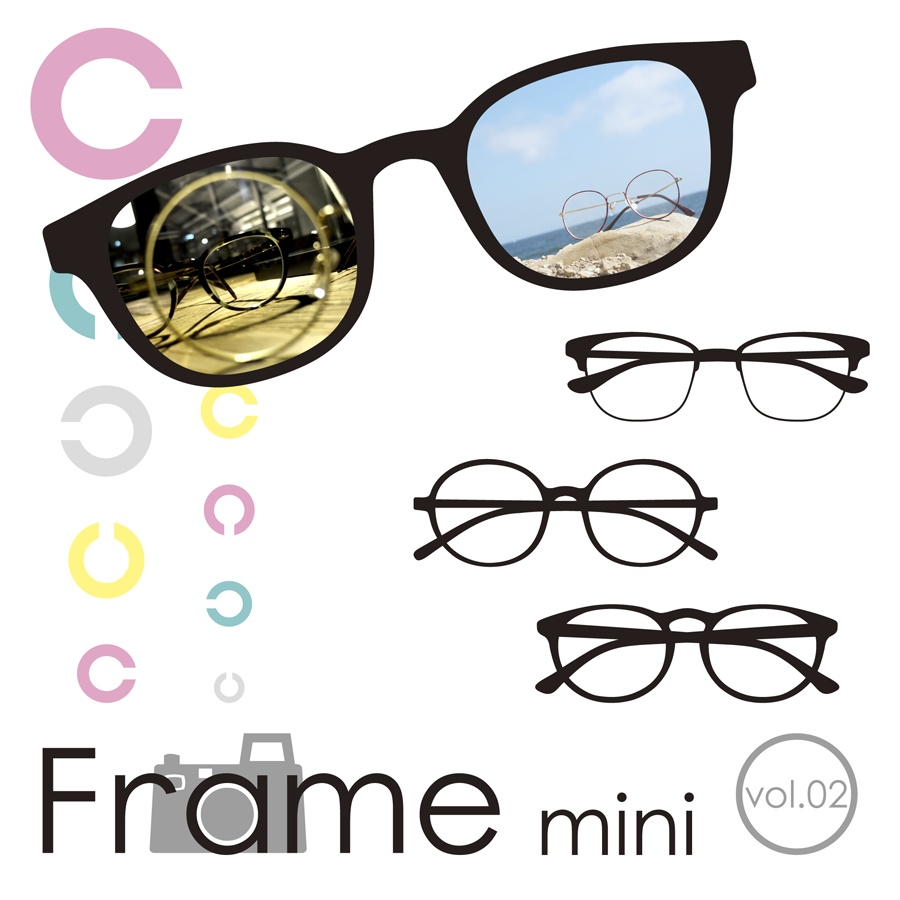 Frame mini vol.02