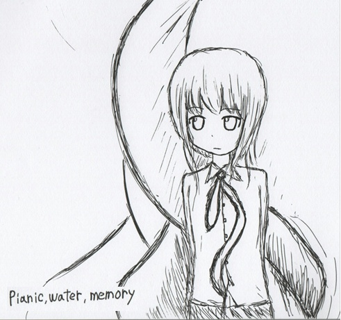 pianic,water,memory