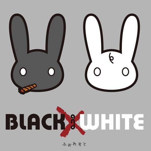BLACK × WHITE